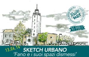 Sketch urbano_fano e i sui spazi dismessi